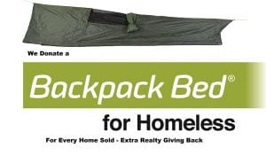 Every Property Sale by Extra Realty Gives Back to the Homeless