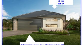 Redbank Plains House & Land Package just $436900