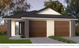 Located in the new INFINITY estate at LOGAN RESERVE. This is a rare opportunity of a dual key, also called dual income or duplex. Like the old (or not so old) house and granny flat.