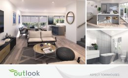 NOW SELLING & NBN READY 47 LUXURY TOWNHOUSES IN CHERMSIDE FROM $540,000